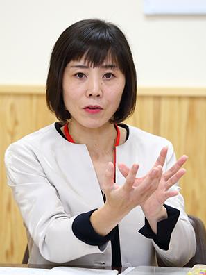三田国際学園中学校・高等学校 佐藤充恵先生