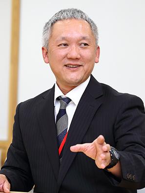 滋賀県東近江市立五個荘中学校 林秀樹先生