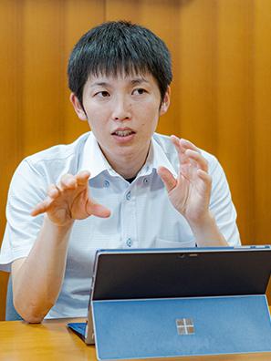 兵庫県立姫路西高等学校教諭 国際理学科長 林 宏樹先生