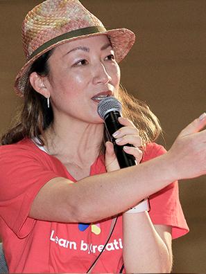 一般社団法人FutureEdu代表理事 竹村 詠美