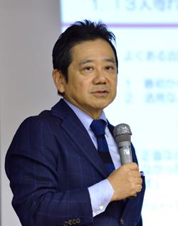 田村次朗教授